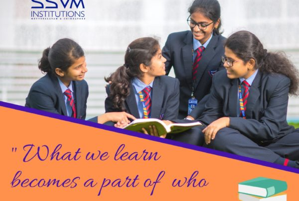CBSE schools to offer AI, Python to class 8 and 9 students - SSVM Institutions